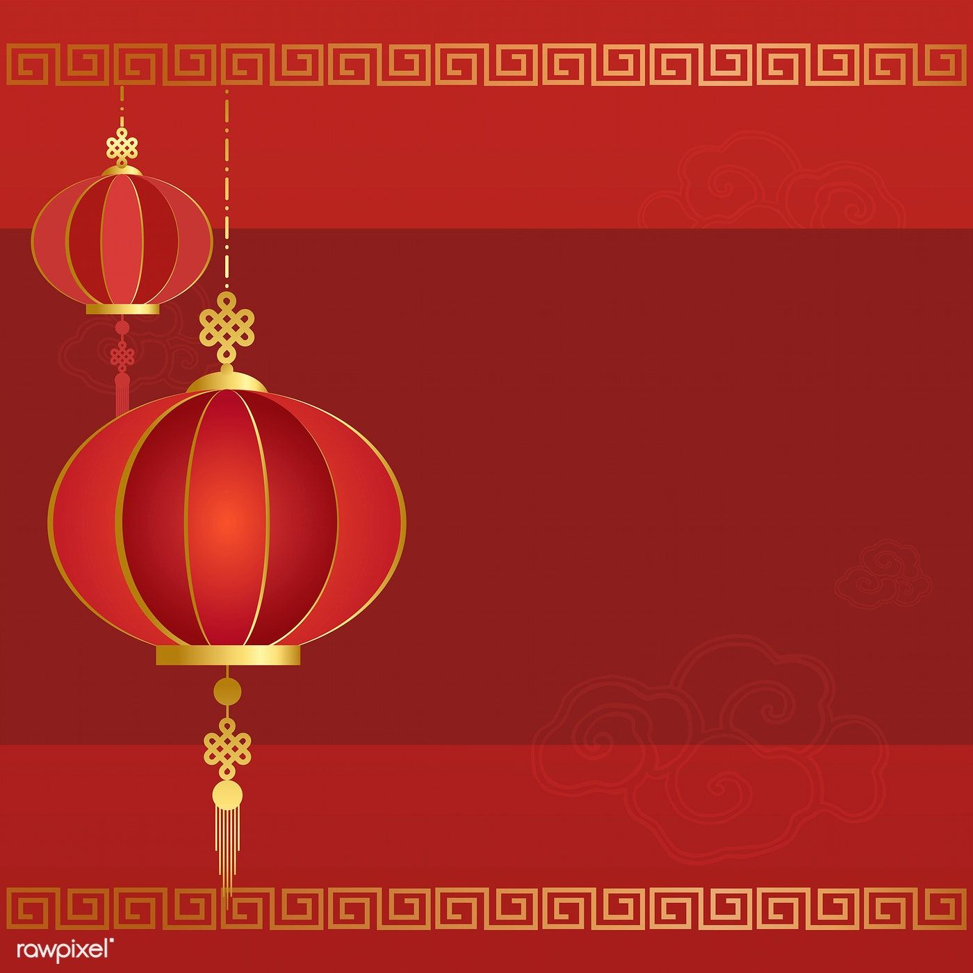 Download Premium Vector Of Chinese New Year Vector 380307 Vector