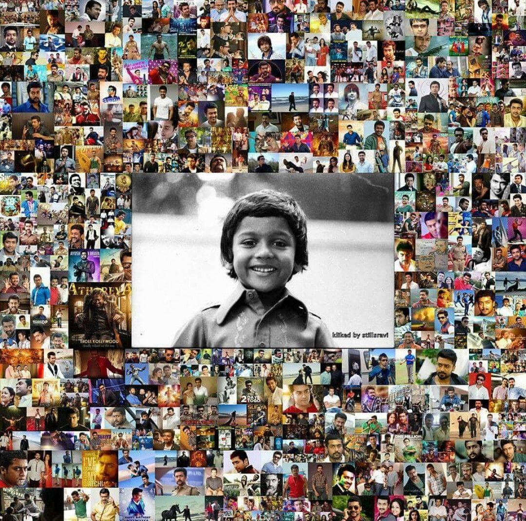 Happy Birthday #Suriya ! The Man Of Humbleness