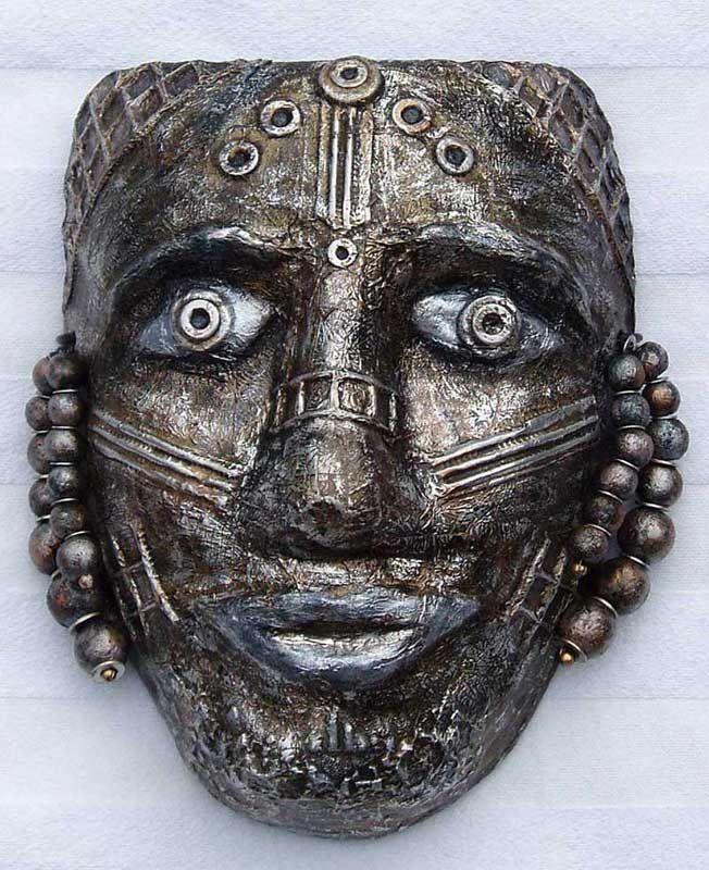 Metal art - mixed media.