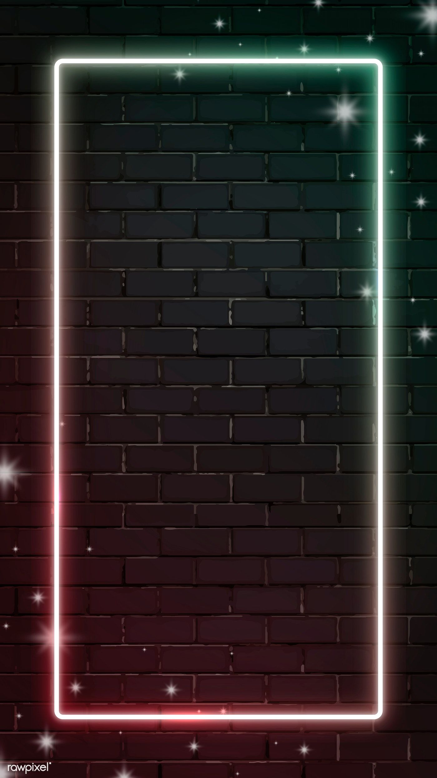Black Neon Wallpaper Awesome