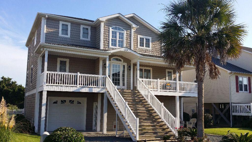 Celebration Holden Beach Nc Pool Houses Holden Beach North Carolina Vacation Rentals