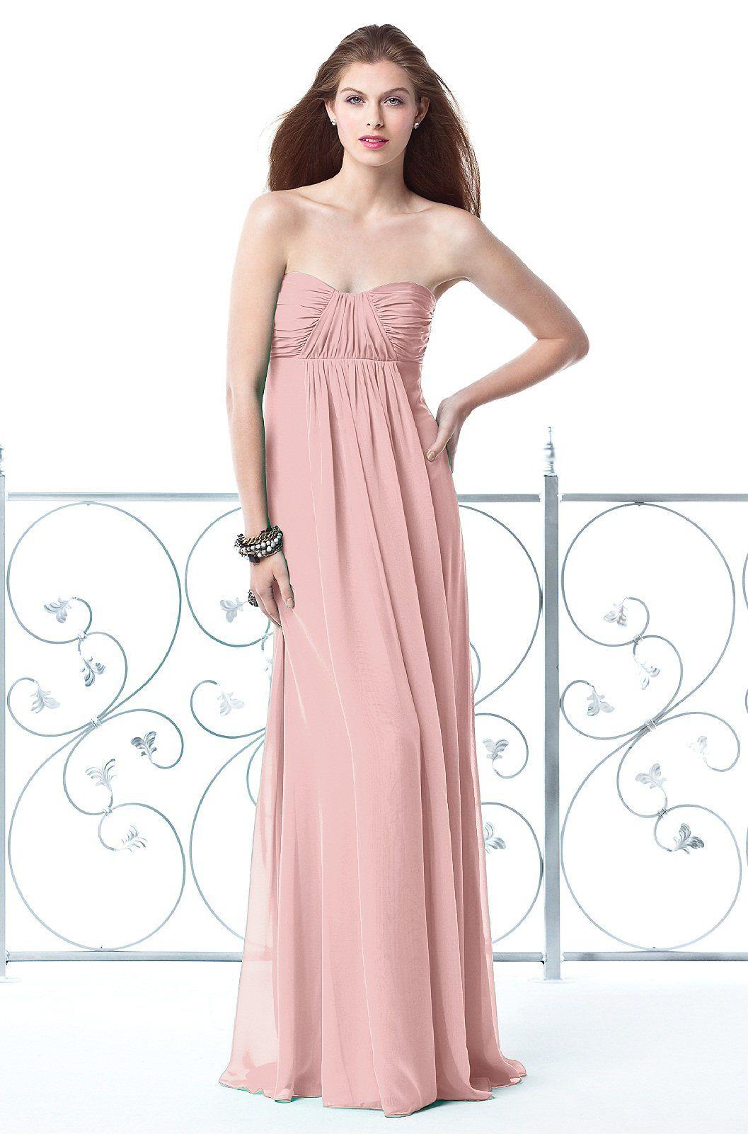 Dessy Bridesmaid Dress | Weddington Way $244 | Blush Weddings ...