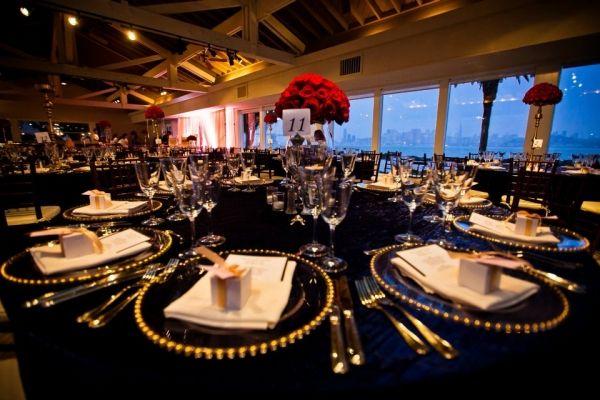 Wedding Reception At Casa De La Vista At Treasure Island In San