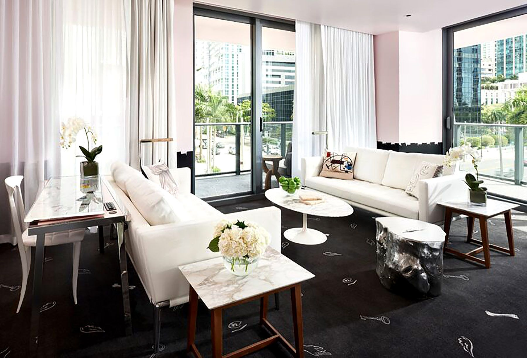 Dise O Sibarita Hotel Sls Brickell En Miami Ad Mx Sergios  # Muebles Nova Luxe Zacatecas