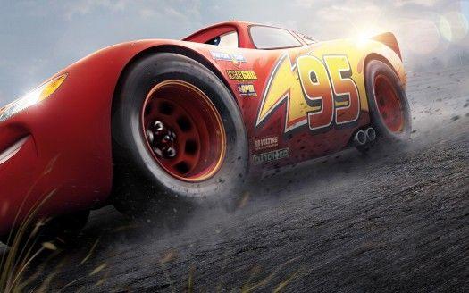 Lightning McQueen Cars 3 4K 8K Desenhos e séries Pinterest - halloween decorated cars