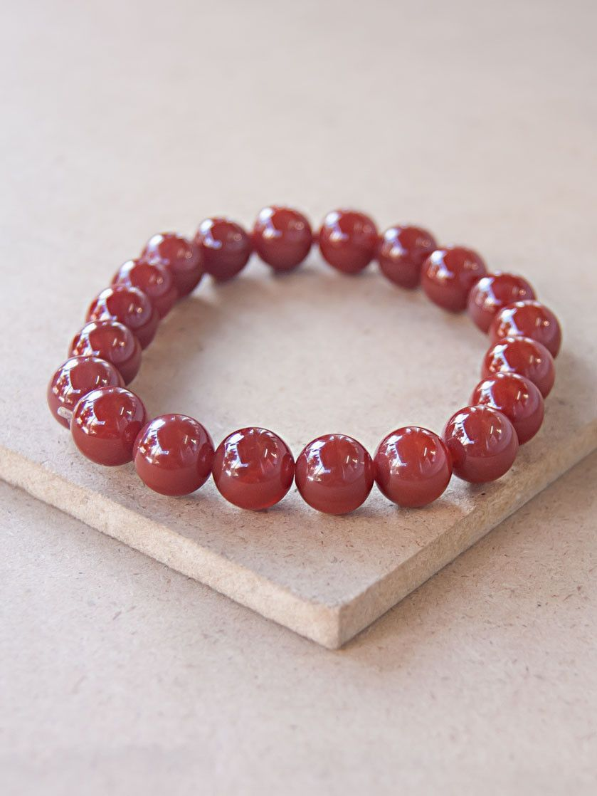 Carnelian mala bracelets products pinterest carnelian and products