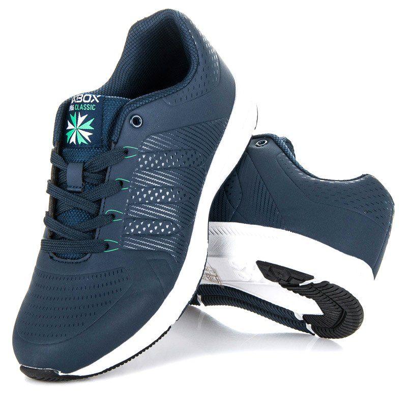 Sportowe Meskie Axboxing Niebieskie Granatowe Buty Sportowe Ax Boxing Sneakers Nike Shoes Nike Free