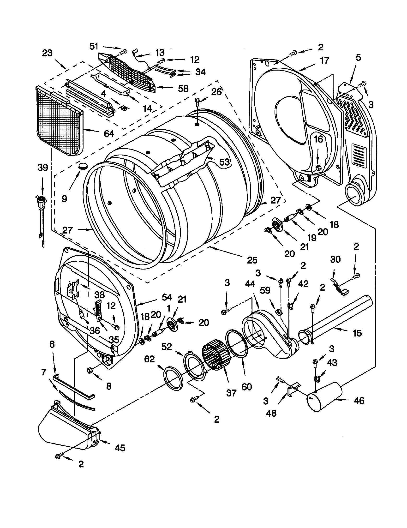 Kenmore Elite Dryer Parts Diagram : kenmore, elite, dryer, parts, diagram, Kenmore, Elite, Dryer, Wiring, Schematic, Garmin, Diagram, Polarisss.tukune.jeanjaures37.fr