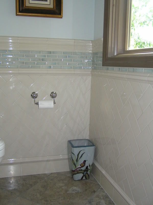 New bathroom almost done - Bathrooms Forum - GardenWeb