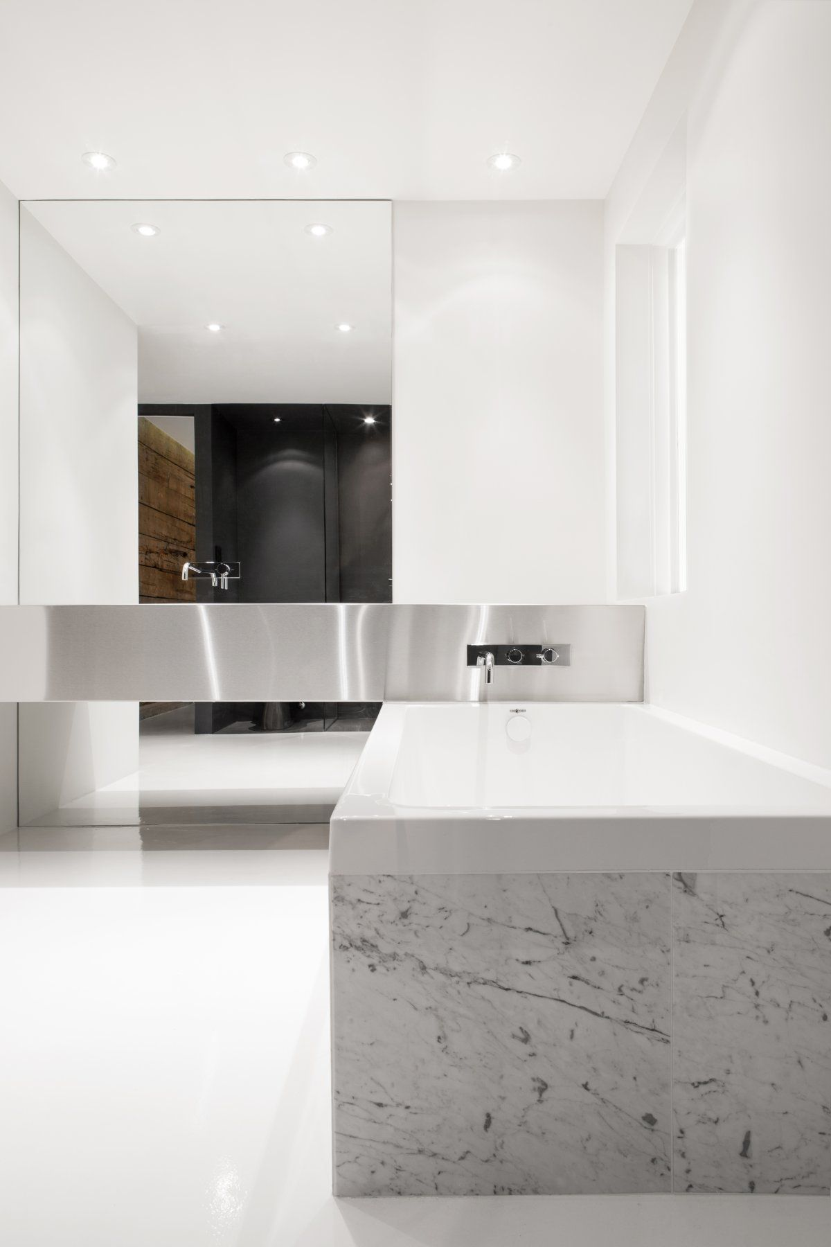 wahrlich strukturiert sch ne wohnung mit w nden aus rohstoffen badezimmer pinterest. Black Bedroom Furniture Sets. Home Design Ideas