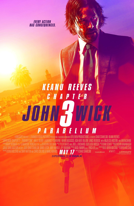 John Wick Chapter 3 Parabellum John Wick John Wick Film Keanu Reeves