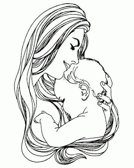 Festa Della Mamma Tanti Disegni Da Colorare E Regalare Alla Mamma Foto Idee Per Disegnare Disegni Bambini Arte Di Bambino