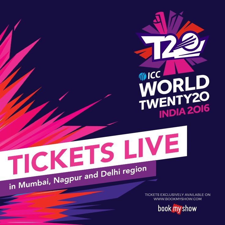 Delhi, Mumbai & Nagpur - here's your chance to watch all the #WT20 action live #T20withBMS. Click on the image!