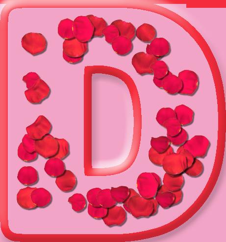 """Résultat de recherche d'images pour """"alphabet rose png"""""""