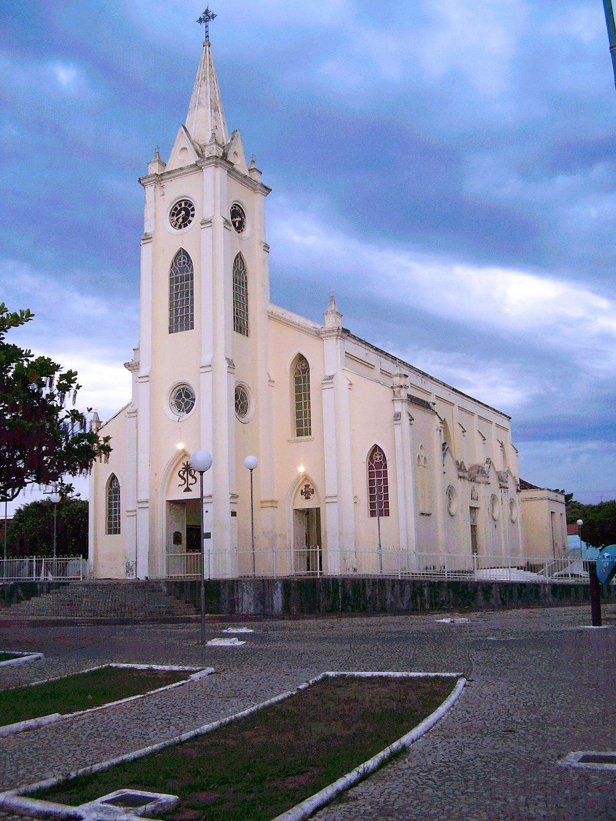 Igreja Matriz de Pirapora/MG