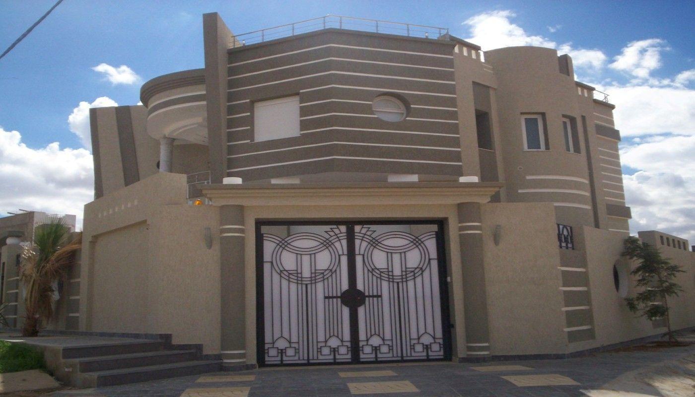 amazing house | Deco facade maison, Maison tunisie, Façade ...