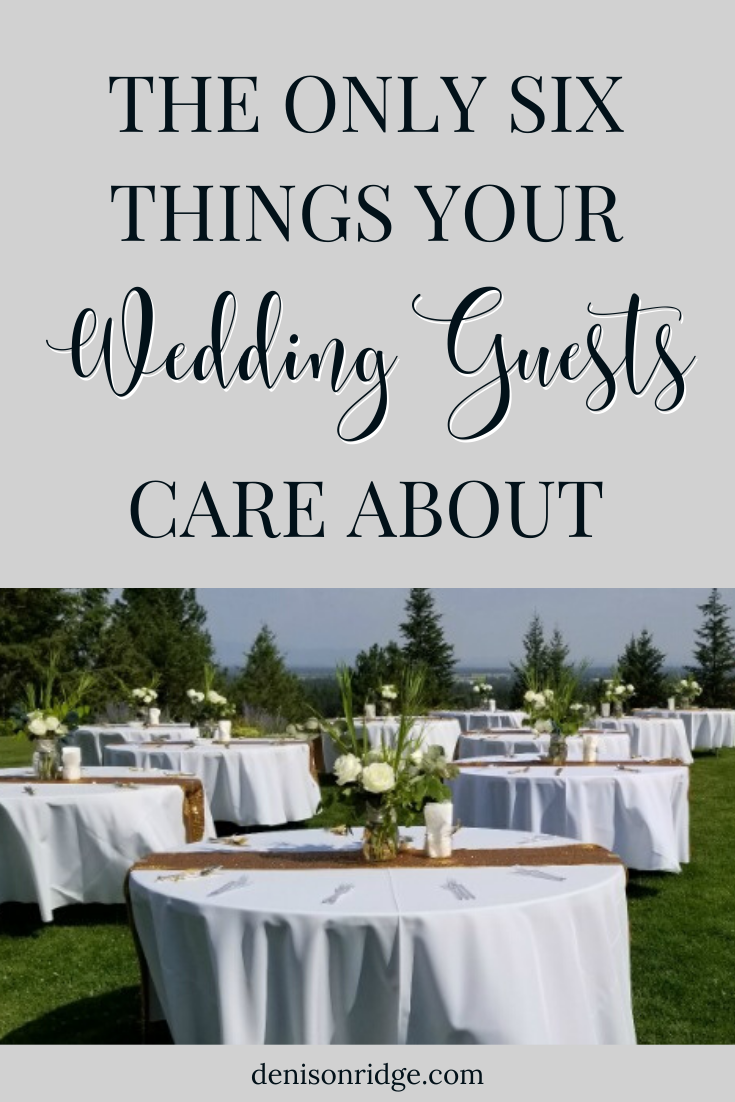 6 Things Your Wedding Guests Care About In 2020 Farm Wedding Venue Wedding Venues Event Venue Business