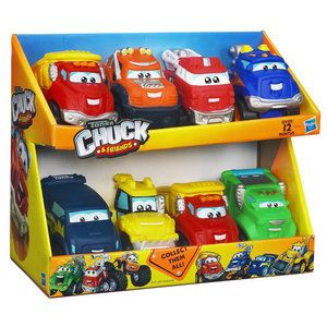 Hasbro Chuck And Friends Classic Vehicle We Re Having A