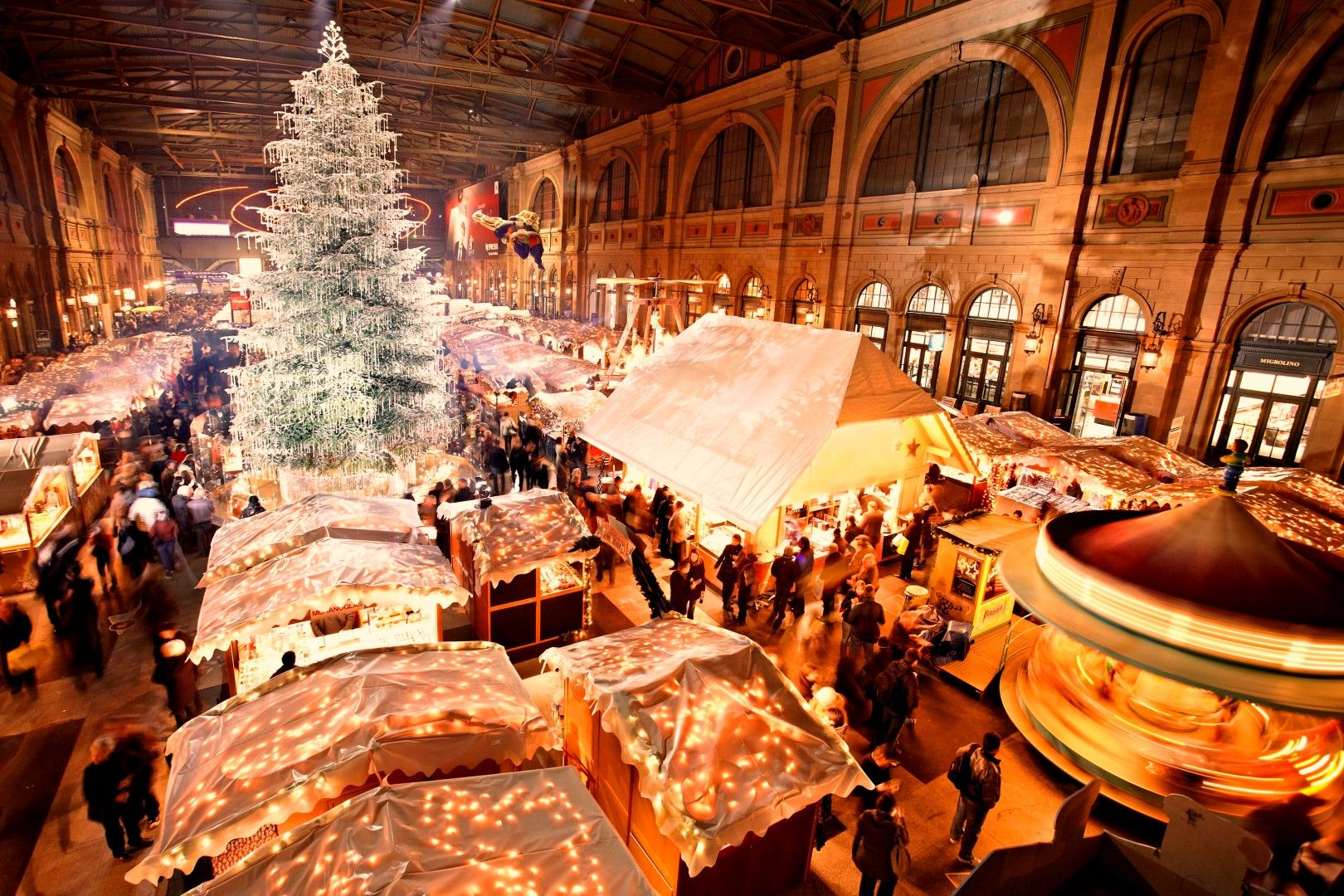Resultado de imagen para mercado navideño de zurich