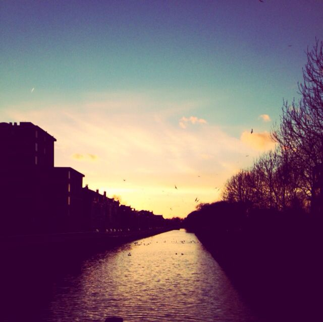 #lombok #utrecht #sunset