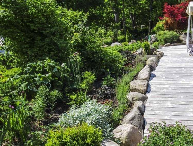 Bordures De Jardin 40 Idees Sur Les Designs Les Plus
