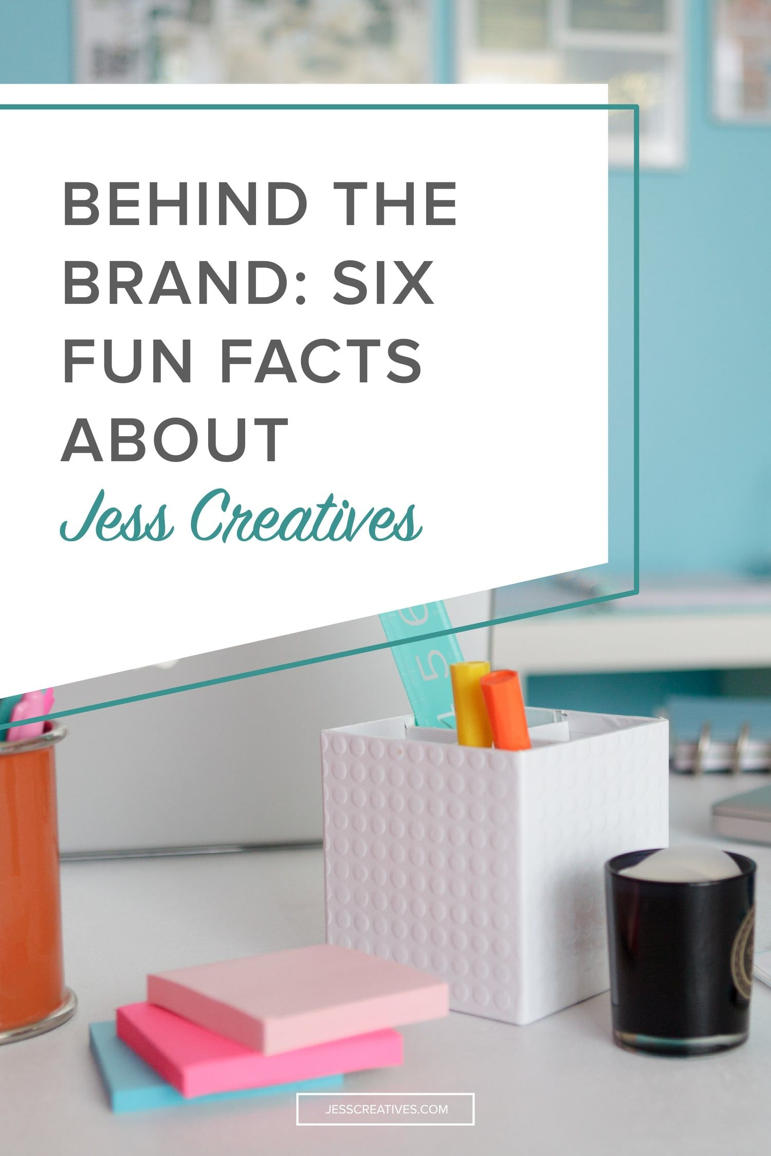 Behind The Brand Six Fun Facts About Fun Facts Facts Creative