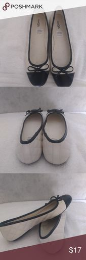 East 5th Ballet flats NWOB All man made material Cute simple ballet shoes Easy  East 5th Ballet flats NWOB All man made material Cute simple ballet shoes Easy wear with s...