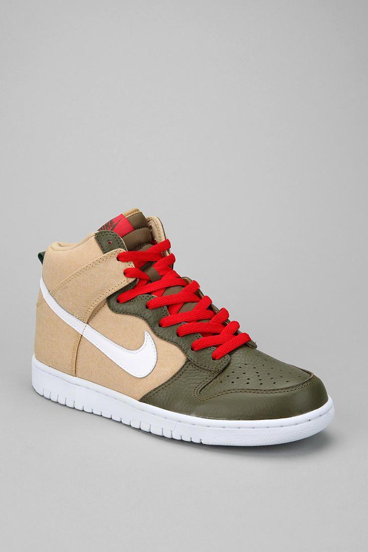 Nike Dunk Hi Sneaker. Nike Women's ShoesNike ...