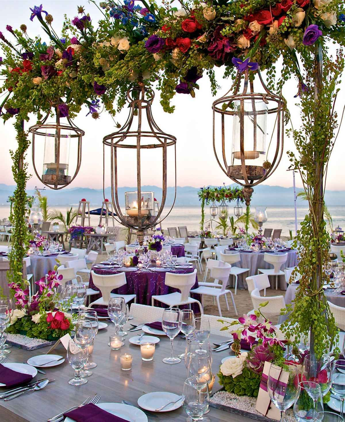 Mexico Beach Weddings, Wedding