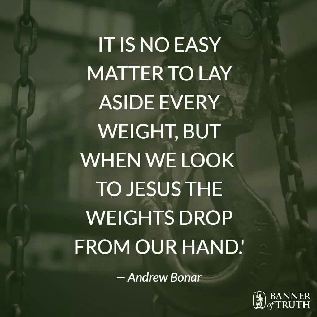 Positive Christian Quotes Christian Quotes  Andrew Bonar Quotes  Jesus Christ  Reformed