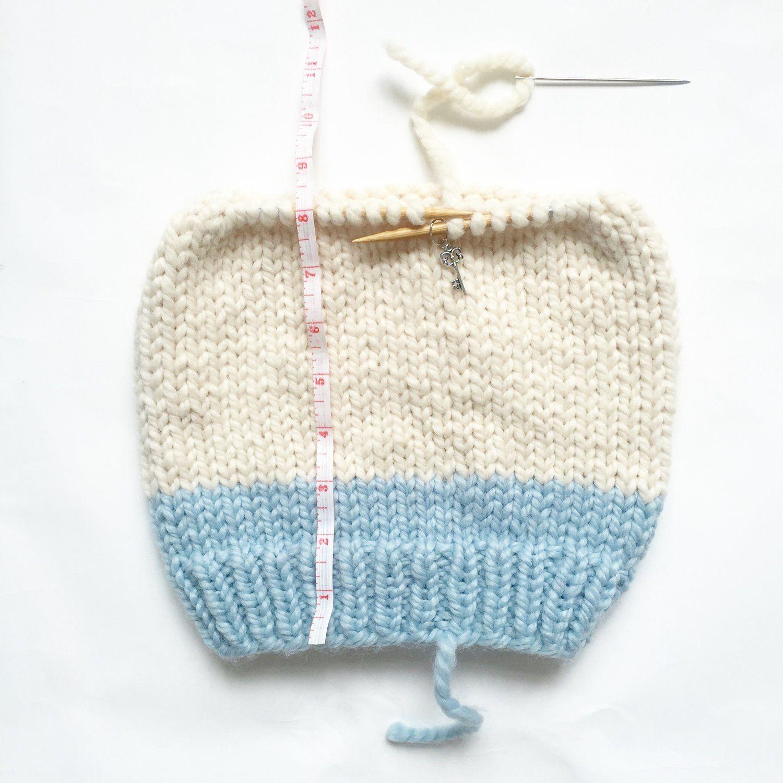 Basic Knitted Hat Decreases | hat crochet & knitting | Pinterest