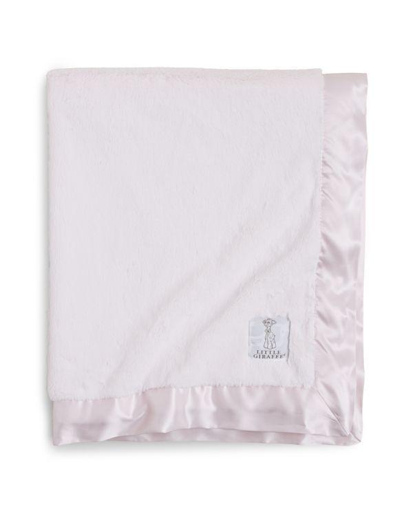Infant Girls' Luxe Blanket - Baby