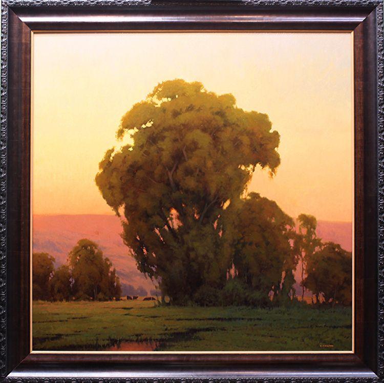 0402016 Evening's Rest - Oil
