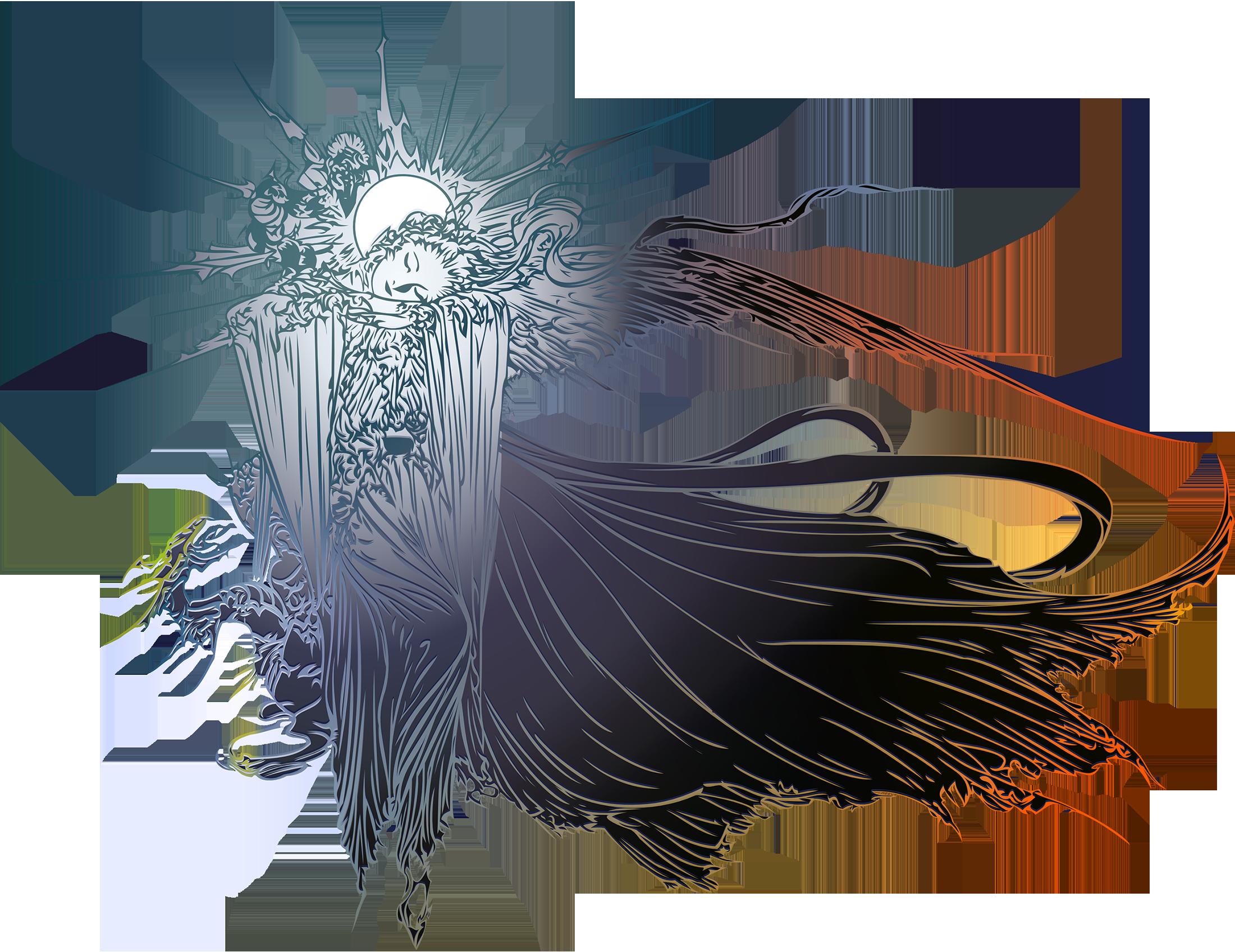 1419098493 Final Fantasy Xv Logo Png 2200 1696 Kartinki S Poslednej Fantaziej Fentezi Risunki Fentezi