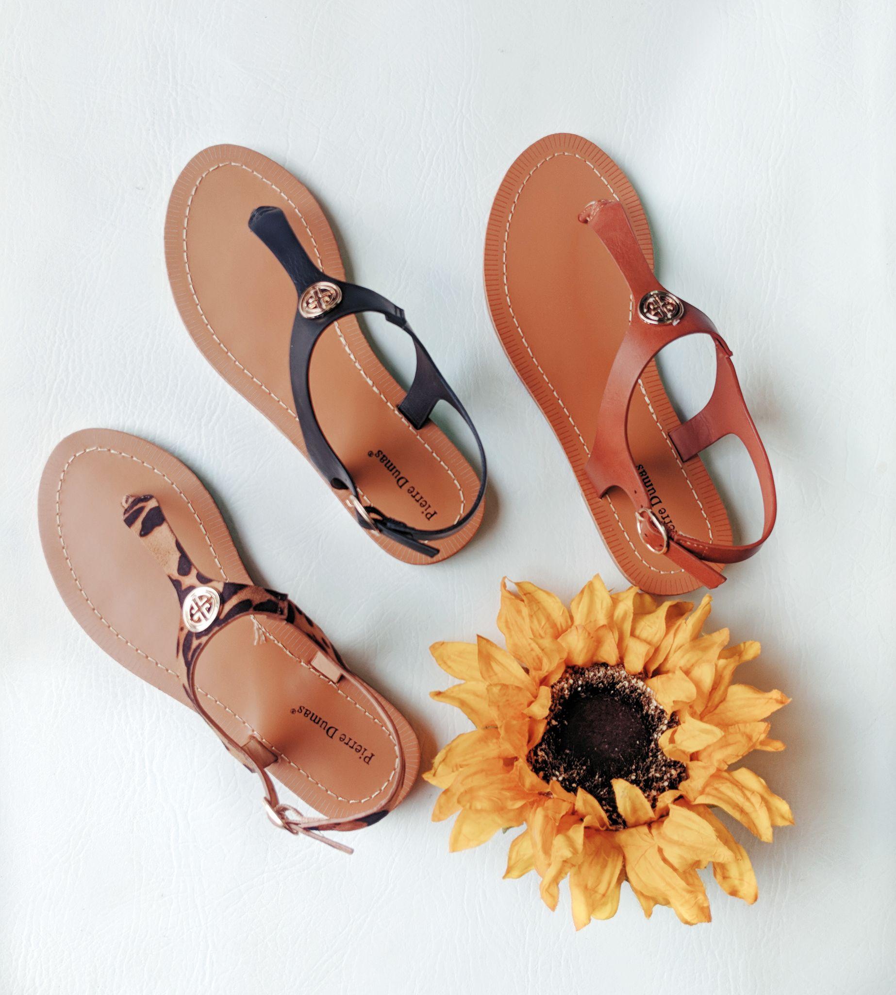 Strap Summer Sandal Pierre Dumas Shoes