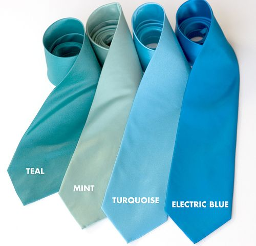 Teal Mint Turquoise Electric Blue Microfiber Wedding Color Schemes Blue Wedding Colors Blue Turquoise