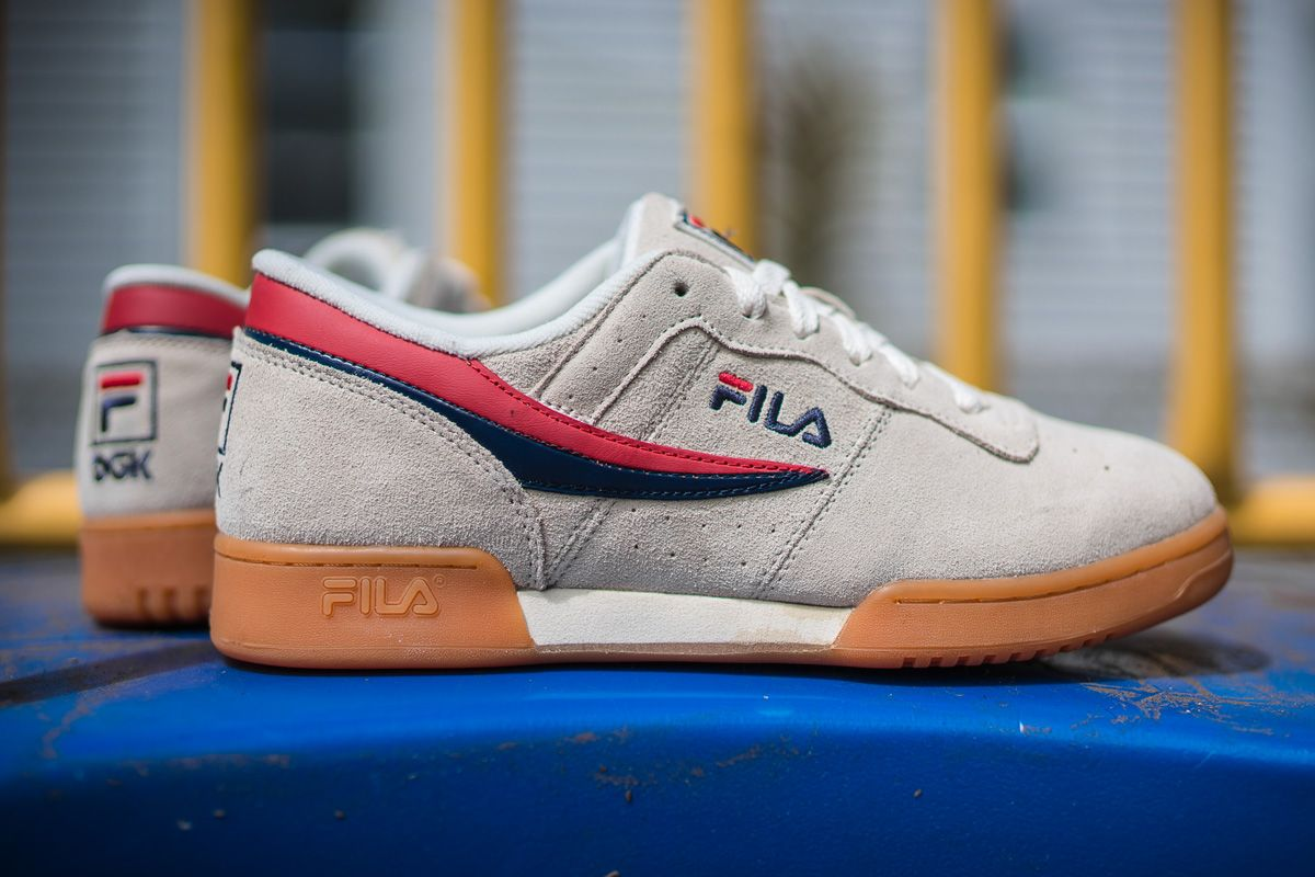"DGK x Fila Original Fitness ""Skate Pack"" · Nike Shoes ..."