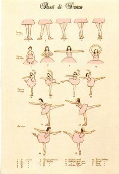 I took ballet for 3 years as a teen and it was intense! I still remember my exercises as an adult. ≈≈★★★≈≈ P.S.: ARE YOU (or your friend) A BALLET DANCER? Look at this ballet CUSTOM NAME SHIRTS and brand them with your name. Great discounts available: https://ShirtsHeaven.com/ballet