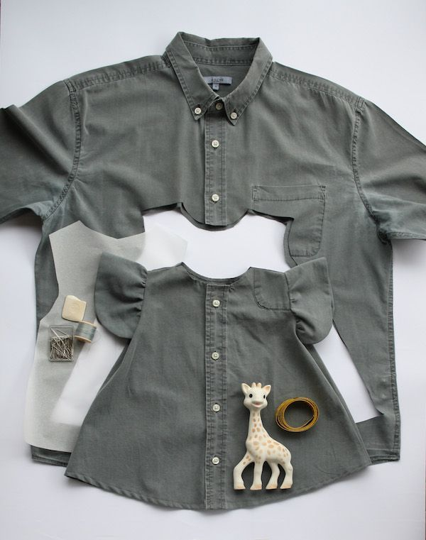 DIY: Go Recreate (Trendenser) #babykidclothesandideas