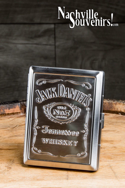GENUINE JACK DANIELS OLD No7 GIFT BOX //BOTTLE HOLDER