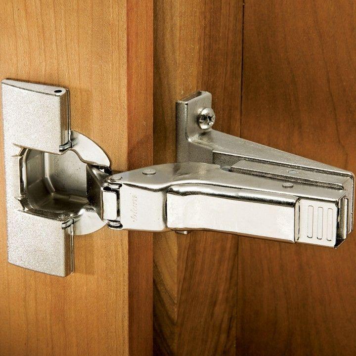 blum 120 inset clip top 3 way face frame hinges 54 kitchen rh pinterest at