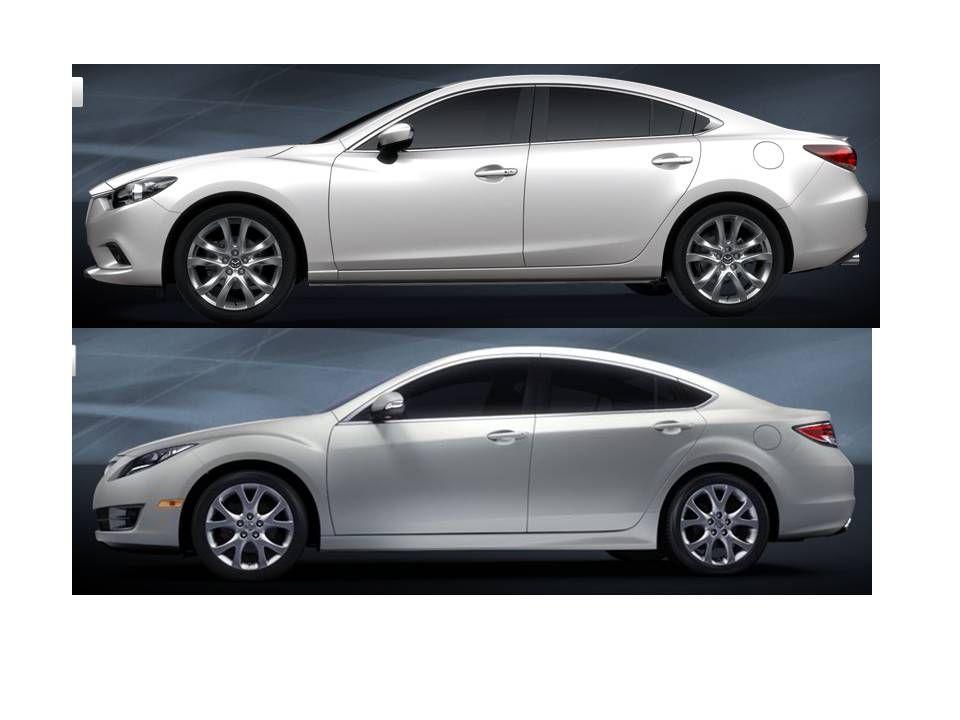 2014 Vs 2013 Mazda Mazda 6 Bmw Car