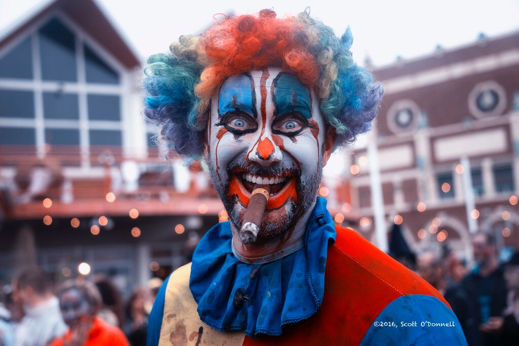 Quit Clownin'