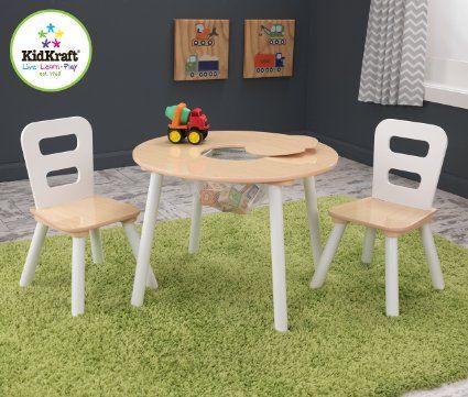 kidkraft 27027 runder tisch mit zwei st hlen spielzeug for my house pinterest. Black Bedroom Furniture Sets. Home Design Ideas