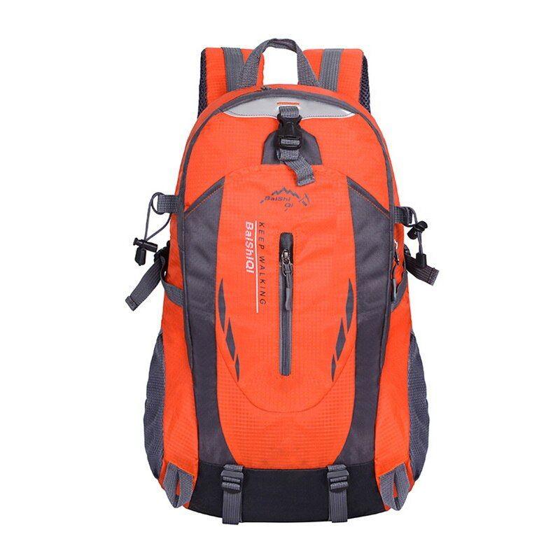 Casual Small Backpack Rucksack Lightweight Camping Bag Bookbag for Boy Girl Swag