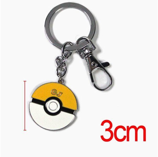 Pokemon Master Ball Key Chain
