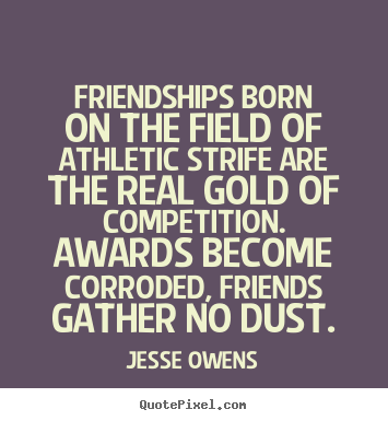 sports friendship quotes
