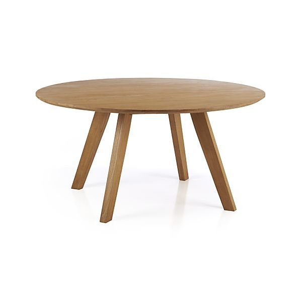 Apex 64quot Round Dining Table 60 round dining table Round  : ac5c7d1f4ff4ffbbc230a9d89b84849c from www.pinterest.com size 598 x 598 jpeg 15kB