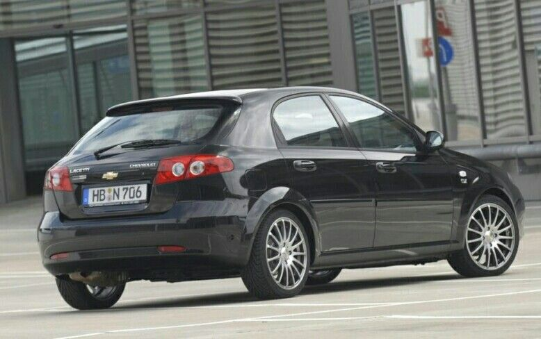 Chevrolet Lacetti Black Edition Chevrolet Black Edition Black