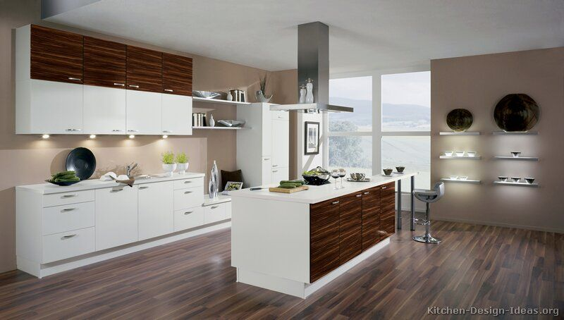 Best Kitchen Idea Of The Day Modern Two Tone Kitchen With 400 x 300